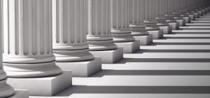 Columns Perspective
